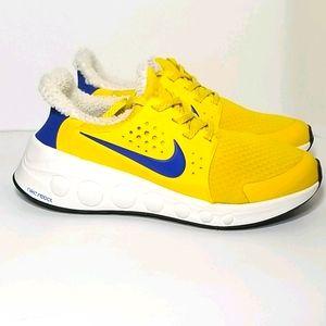 Nike React CruzrOne Speed Yellow Women Size 7 New
